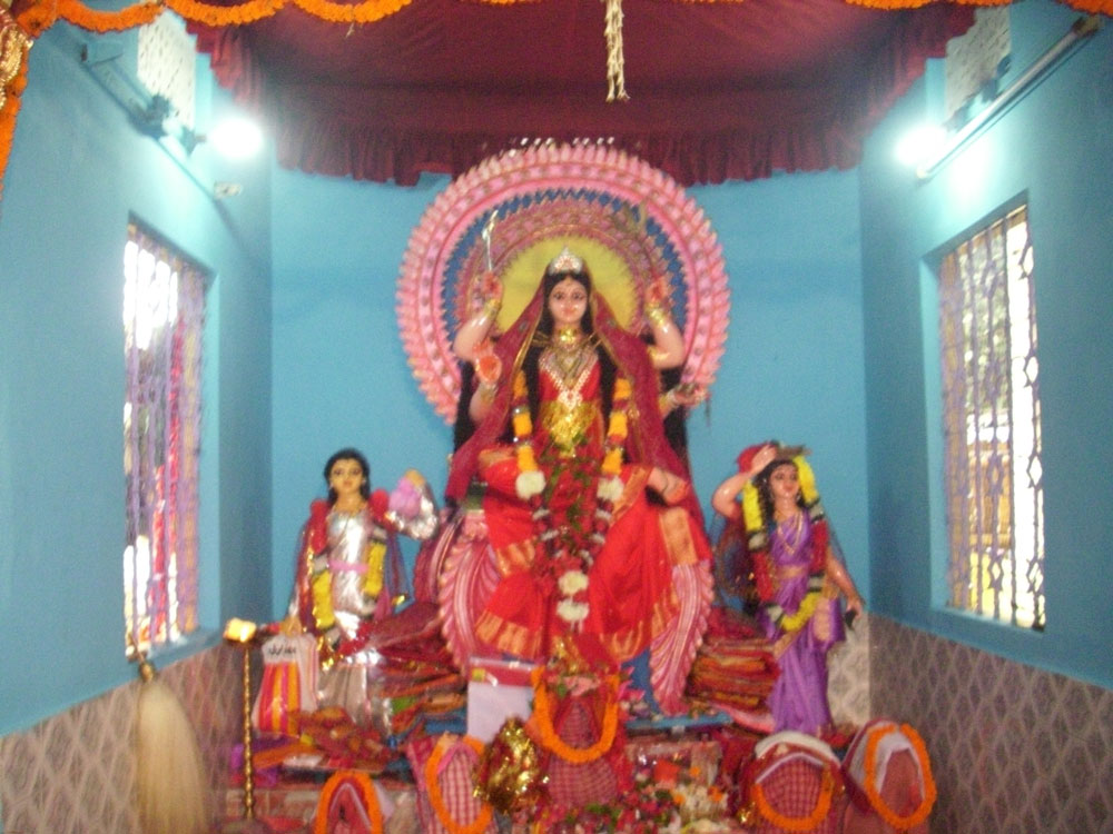 Santoshi Maa Festival at Mariani, Jorhat, Assam on 21st May, 2010